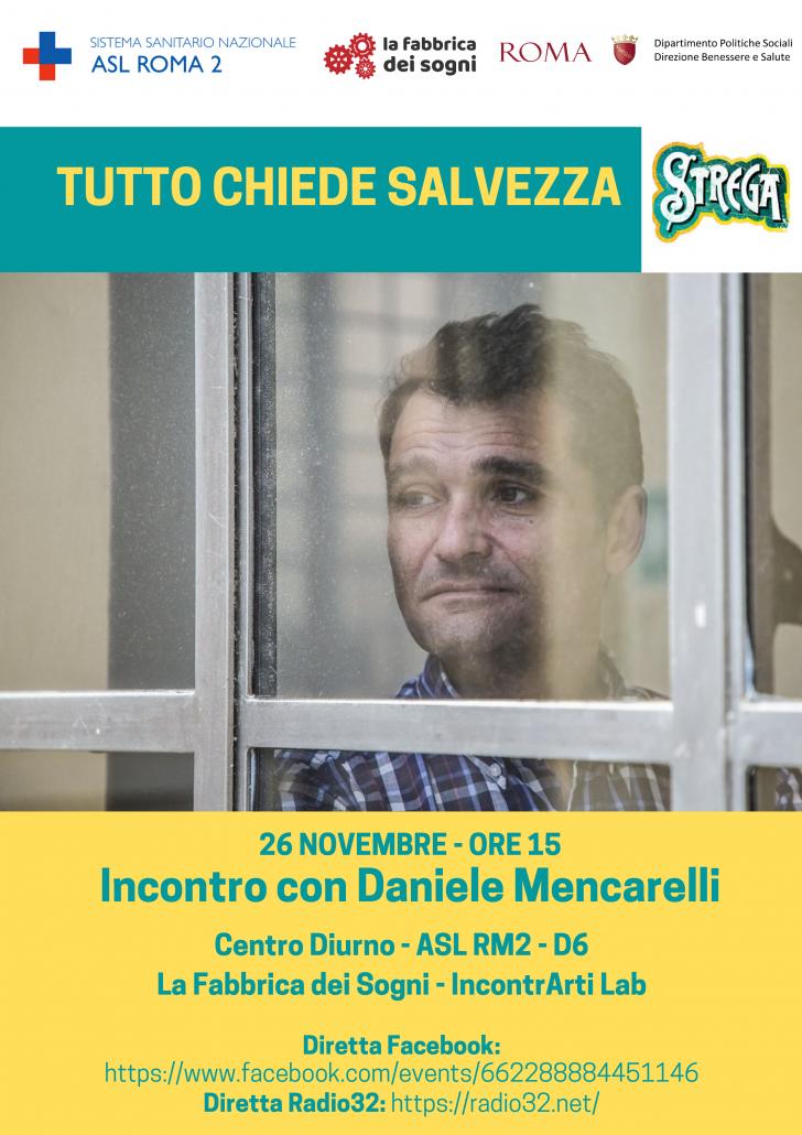 Incontro con Davide Mencarelli